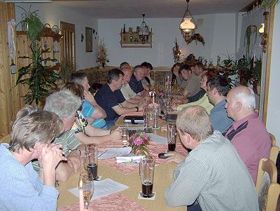 Versammlung am 28.04.2009