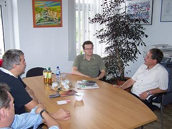 Steffen Flath bei Hugo Stiehl GmbH
